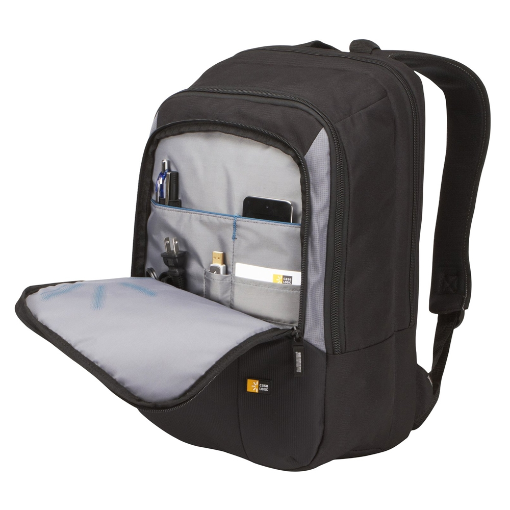 e2d91cd420 Τσάντα Notebook 17   Case Logic VNB217 Backpack Black