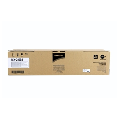 Εικόνα της Toner Sharp Black MX-315GT