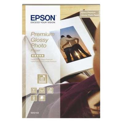 Εικόνα της Φωτογραφικό Χαρτί Epson A6 Premium Glossy 255g/m² 40 Φύλλα C13S042153