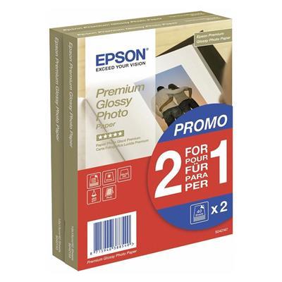 Εικόνα της Φωτογραφικό Χαρτί Epson A6 Premium Glossy 255g/m² 80 Φύλλα C13S042167