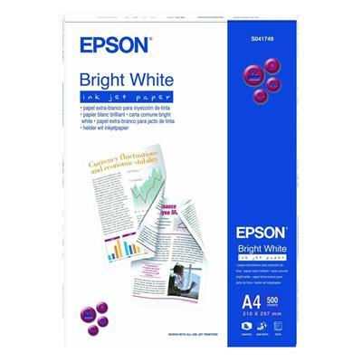 Εικόνα της Φωτογραφικό Χαρτί Epson A4 Bright White 90g/m² 500 Φύλλα C13S041749