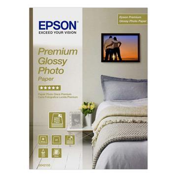 Εικόνα της Φωτογραφικό Χαρτί Epson A4 Premium Glossy 255g/m² 15 Φύλλα C13S042155