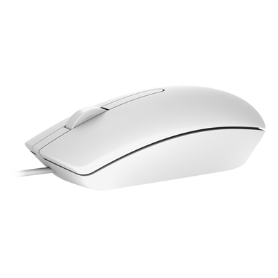 Εικόνα της Ποντίκι Dell MS116 Optical Wired White 570-AAIP
