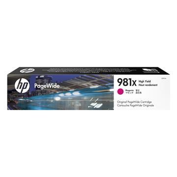 Εικόνα της Μελάνι HP No 981X Magenta HC L0R10A