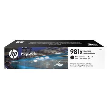 Εικόνα της Μελάνι HP No 981X Black HC L0R12A