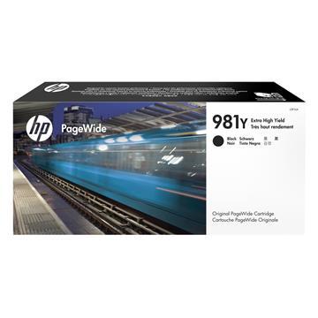 Εικόνα της Μελάνι HP No 981Y Black Extra HC L0R16A