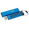 Εικόνα της Kingston Data Traveler 2000 16GB USB 3.0 with AES 256bit Hardware Encrypted DT2000/16GB