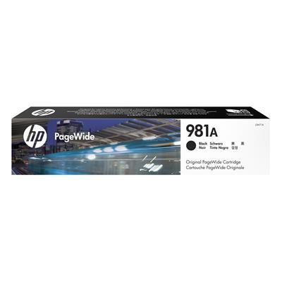 Εικόνα της Μελάνι HP No 981A Black J3M71A