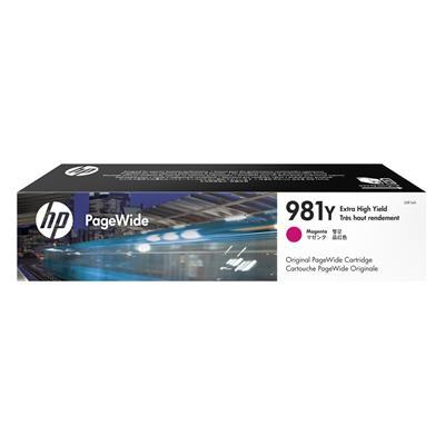 Εικόνα της Μελάνι HP No 981Y Magenta Extra HC L0R14A