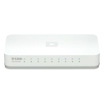 Εικόνα της Switch D-Link GO-SW-8E 8-Port 10/100 Mbps