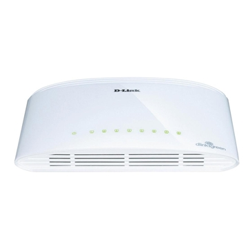 Εικόνα της Switch D-Link DGS-1008D 8-Port 10/100/1000 Mbps