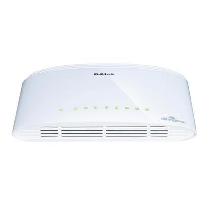 Εικόνα της Switch D-Link DGS-1008D 8-Port 10/100/1000 Mbps