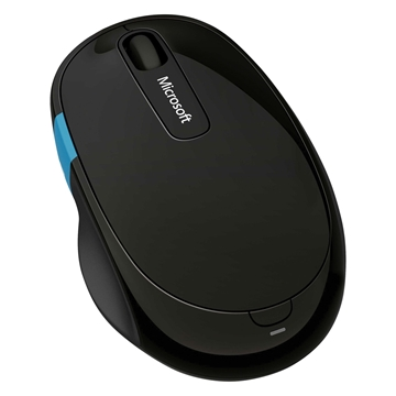 Εικόνα της Ποντίκι Microsoft Sculpt Comfort Bluetooth Black H3S-00002