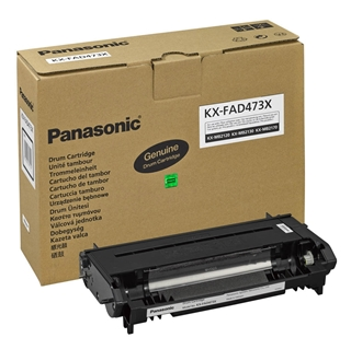 Εικόνα της Drum Unit Panasonic Black KX-FAD473X