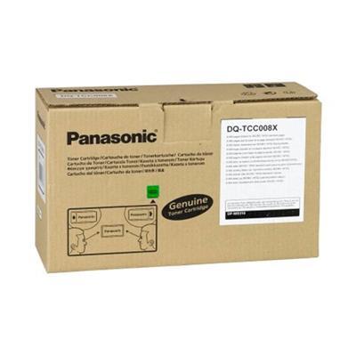Εικόνα της Toner Panasonic Black DQ-TCC008-X