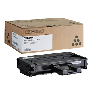 Εικόνα της Toner Ricoh Type SP 201E Black 407999