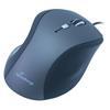 Εικόνα της Ποντίκι MediaRange Optical Ενσύρματο Black-Grey MROS202