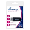 Εικόνα της Card Reader Stick MediaRange USB 3.0 Black MRCS507