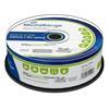 Εικόνα της DVD-R 4.7GB 120' Inkjet Fullsurface Printable 16x MediaRange Cake Box 25 Τεμ MR407