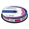 Εικόνα της CD-R 700MB 80' 52x MediaRange Cake Box 10 Τεμ MR214