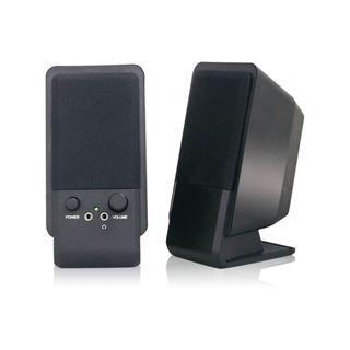 Εικόνα της Ηχεία Compact Desktop MediaRange Black MROS352
