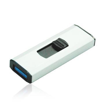 Εικόνα της MediaRange USB 3.0 Flash Drive 16GB Black/White MR915
