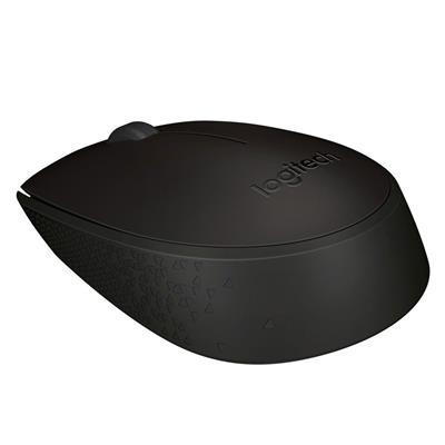 Εικόνα της Ποντίκι Logitech B170 Optical Wireless Black 910-004798