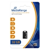 Εικόνα της MediaRange USB 2.0 Nano Flash Drive 32GB Black MR922