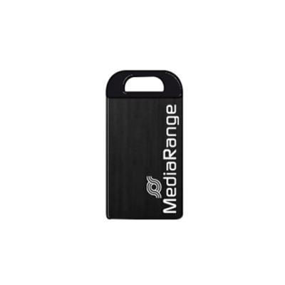 Εικόνα της MediaRange USB 2.0 Nano Flash Drive 8GB Black MR920