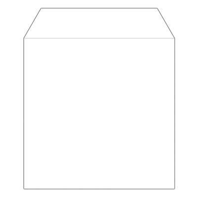 Εικόνα της MediaRange Χάρτινα Φακελάκια για 1 Δίσκο χωρίς Παράθυρο Λευκά 100 Pack BOX66