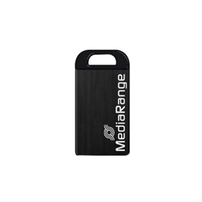 Εικόνα της MediaRange USB 2.0 Nano Flash Drive 64GB Black MR923
