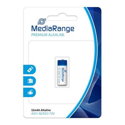 Εικόνα της Αλκαλική Μπαταρία MediaRange Premium A23, 12V, 6LR23, 1 Τεμ MRBAT114