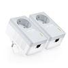 Εικόνα της Powerline Tp-Link PA4010P v3 AV500 Passthrough Starter Kit