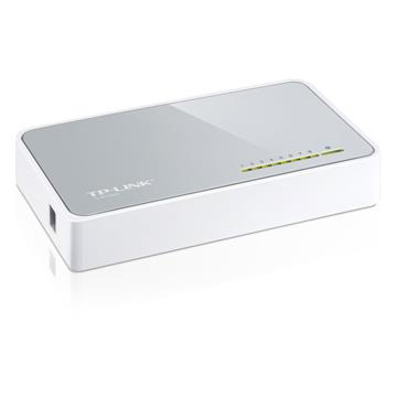 Εικόνα της Switch Tp-Link SF1008D v8 8-Port 10/100 Mbps