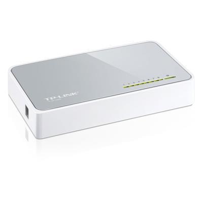 Εικόνα της Switch Tp-Link SF1008D v11 8-Port 10/100 Mbps
