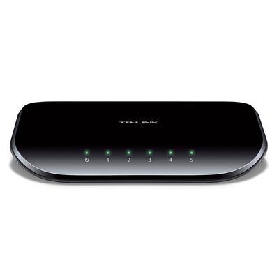 Εικόνα της Switch Tp-Link SG1005D v8 5 Ports 10/100/1000 Mbps