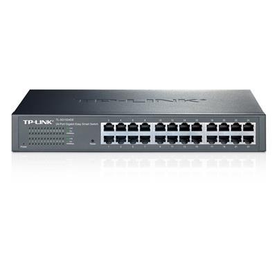 Εικόνα της Switch Tp-Link SG1024DE v2 1U 24 port 10/100/1000Mbps