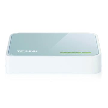 Εικόνα της Switch Tp-Link SF1005D v12 5-Port 10/100 Mbps