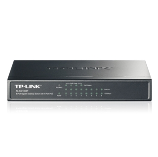 Εικόνα της Switch Tp-Link SG1008P v3 8 Port POE 10/100/1000 Mbps