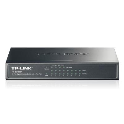 Εικόνα της Switch Tp-Link SG1008P v3 8 Port POE 10/100/1000 Mbps