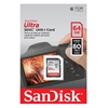 Εικόνα της Κάρτα Μνήμης SDXC Class 10 Sandisk Ultra 64GB 80MB/s SDSDUNC-064G-GN6IN