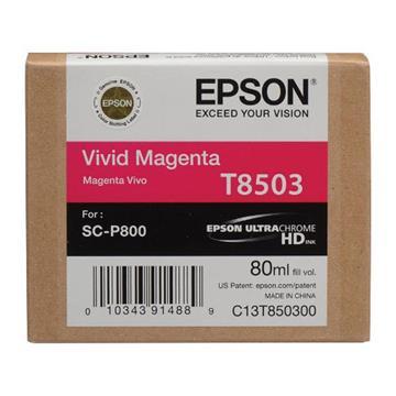 Εικόνα της Μελάνι Epson T8503 Magenta C13T850300