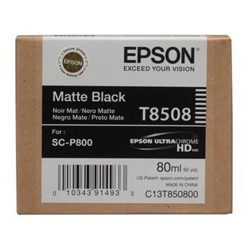 Εικόνα της Μελάνι Epson T8508 Matte Black C13T850800