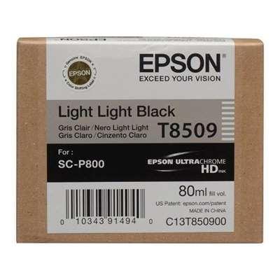Εικόνα της Μελάνι Epson T8509 Light Light Black C13T850900