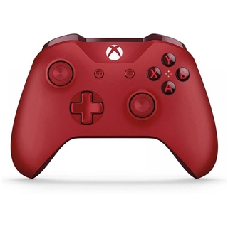 Εικόνα της Controller Microsoft XBOX ONE Wireless (XBOX ONE PC) Red WL3-00028