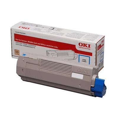 Εικόνα της Toner Oki Cyan High Capacity 46490607
