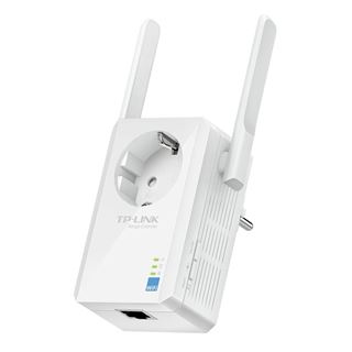 Εικόνα της Range Extender Tp-Link WA860RE v6 Passthrough N300 10/100Mbps