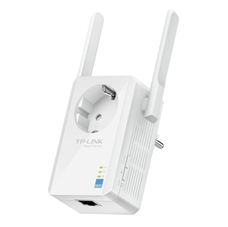 Εικόνα της Range Extender Tp-Link WA860RE v5 Passthrough N300 10/100Mbps
