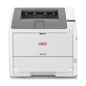 Εικόνα της Εκτυπωτής Laser Oki Β512DΝ B/W