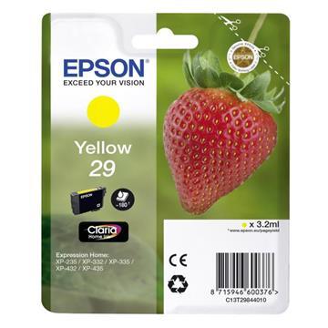 Εικόνα της Μελάνι Epson T2984 Yellow C13T29844010